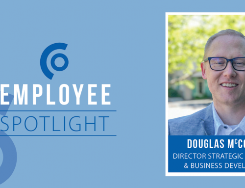 Getting to Know Director of Marketing & Business Development, Douglas McCollum